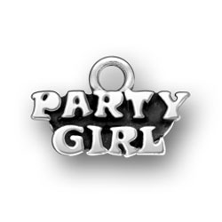 Party Girl Charm Image