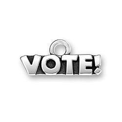 Vote Charm Image