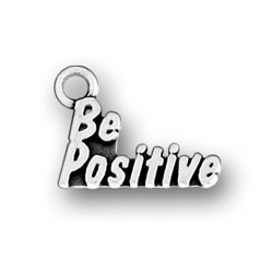 Be Positive Charm Image