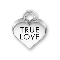 True Love Heart Charm Image