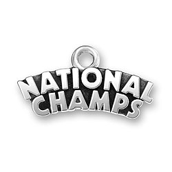 National Champs Charm Image