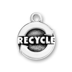 Recycle Charm Image