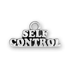 Self Control Charm Image