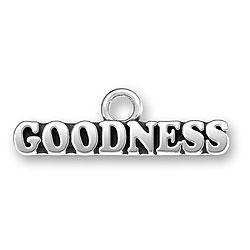 Goodness Charm Image