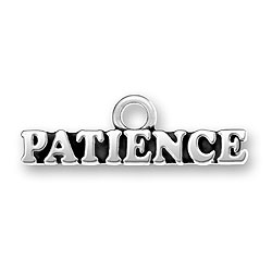 Patience Charm Image