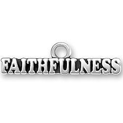 Faithfulness Charm Image