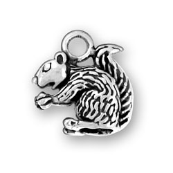 Squirrel Charm Image