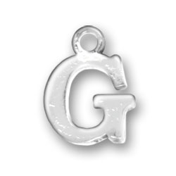 Letter G Charm Image