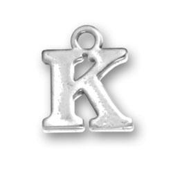 Letter K Charm Image