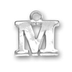 Letter M Charm Image