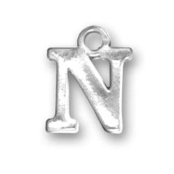 Letter N Charm Image