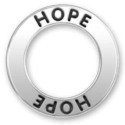 Hope Message Ring Image