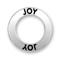 Joy Message Ring Image