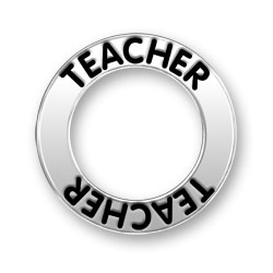 Teacher Message Ring Image