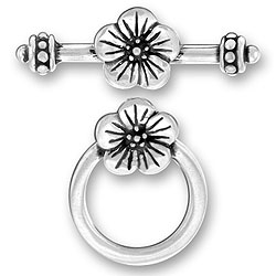 Double Flower Toggle And Bar Image