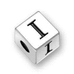 45mm Alphabet Letter I Bead Image