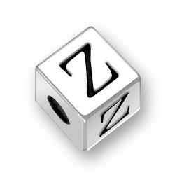 45mm Alphabet Letter Z Bead Image