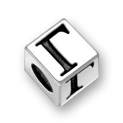 45mm Greek Gamma Alphabet Bead Image