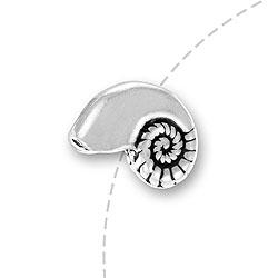 Nautilus Shell Bead Image