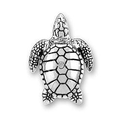 Hawksbill Sea Turtle Bead Image