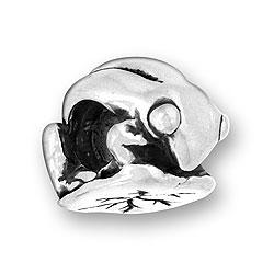 Luv Link Frog Bead Image