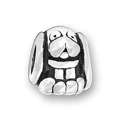Luv Link Dog Bead Image