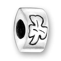 Luv Link Shamrock Bead Image