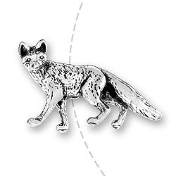San Joaquin Kit Fox Bead Image