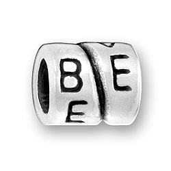 Luv Link Believe Message Bead Image