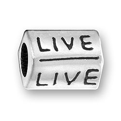 Luv Link Live Message Bead Image