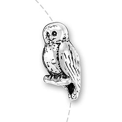 Spotted Owl Bead Image