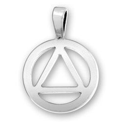 Triangle Pendant Image