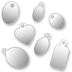 Sample Pack Of Jewelry Tags Image