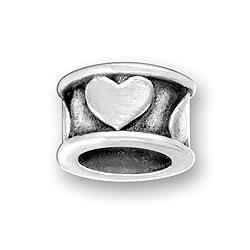 Luv Link Hearts Bead Image