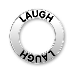 Laugh Message Ring Image