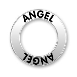 Angel Message Ring Image