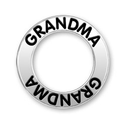Grandma Message Ring Image
