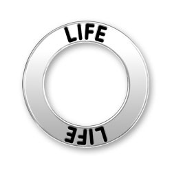 Life Message Ring Image