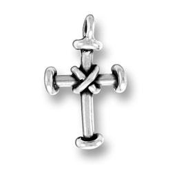 Nail Cross Charm Image