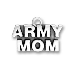 Army Mom Charm Image