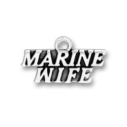 Marine Wife Charm Image