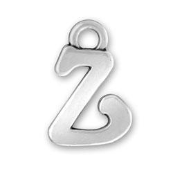 Script Letter Z Charm Image