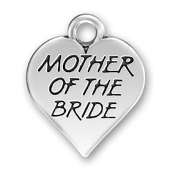 Mother Of The Bride Charm Image
