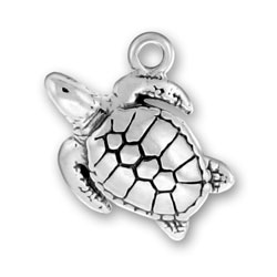 Sea Turtle 2 Charm Image