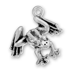 Leaping Frog Charm Image