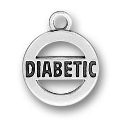 Diabetic Charm Image