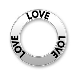 Love Ii Message Ring Image