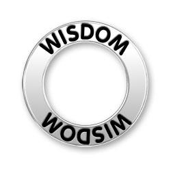Wisdom Message Ring Image