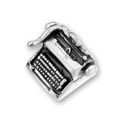 Typewriter Charm Image