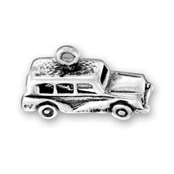 Woody Wagon Charm Image